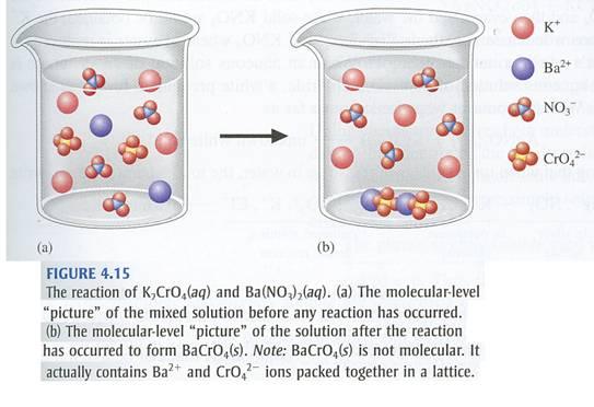 metathesis reaction precipitation